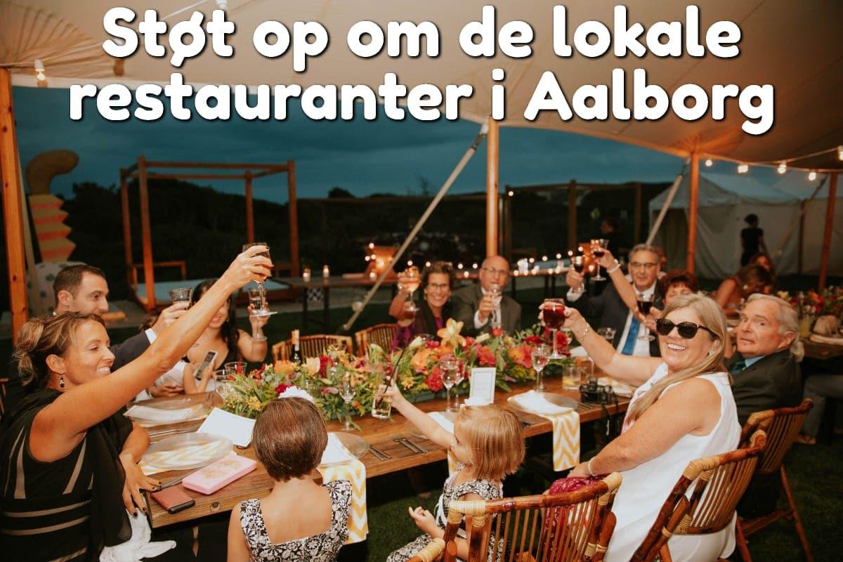 Støt op om de lokale restauranter i Aalborg